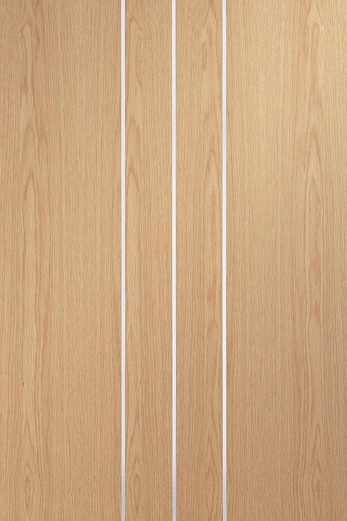 Pre-Finished Barletta Oak Fire Door