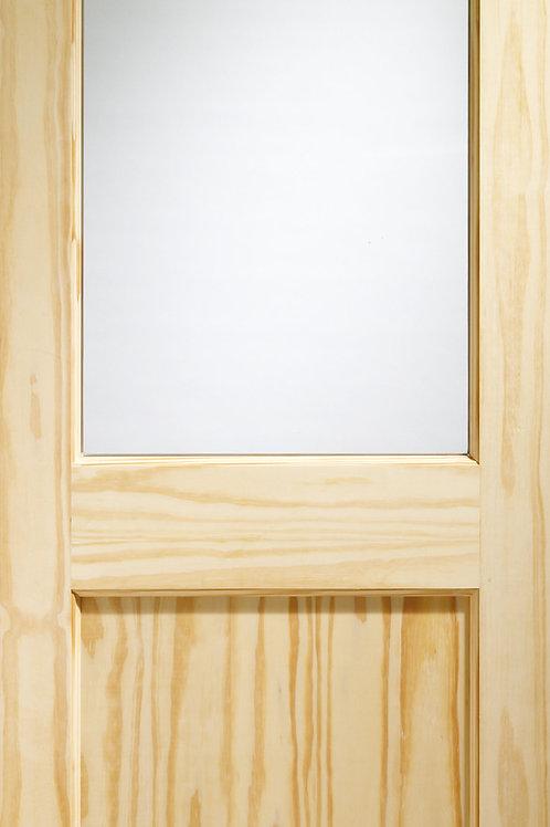 2XG Single Glazed with Clear Glass