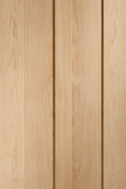 Unfinished Novara Oak Fire Door