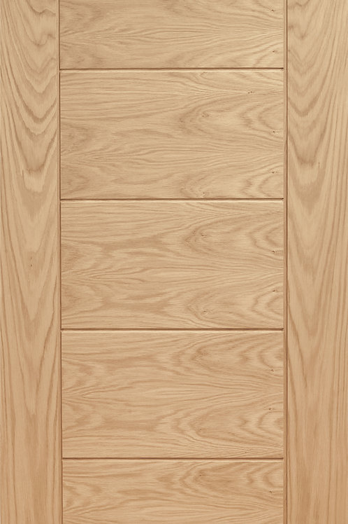Pre-Finished Palermo Oak Fire Door