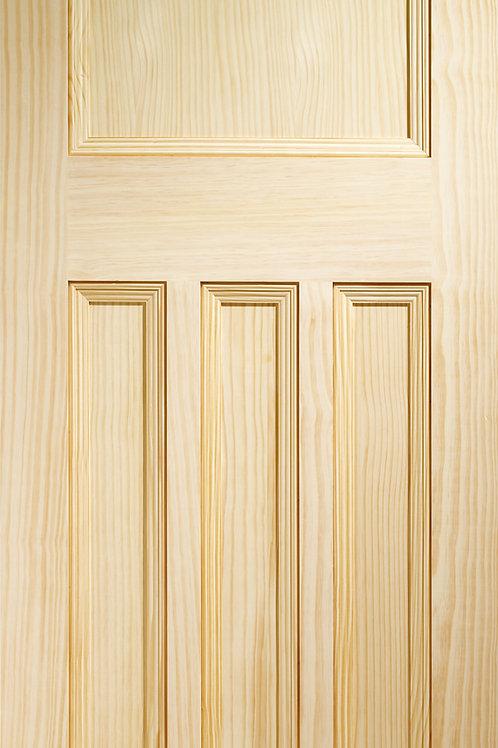 Vertical Grain Pine Vine DX