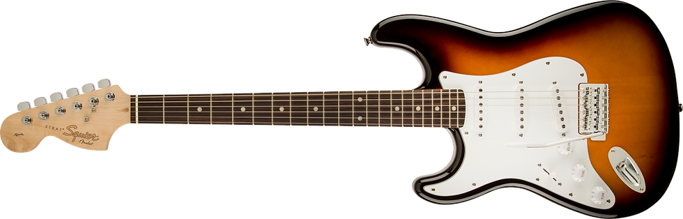 Squier Affinity Series™ Stratocaster®, Left-Handed