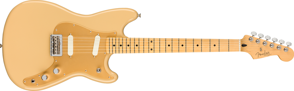 Fender Player Duo Sonic™, Maple Fingerboard