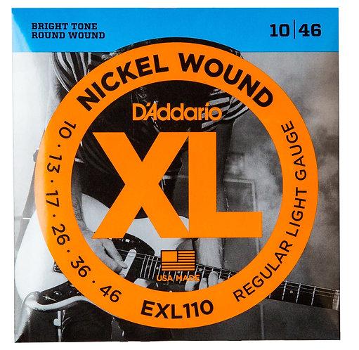 D'Addario XL Nickel Wound