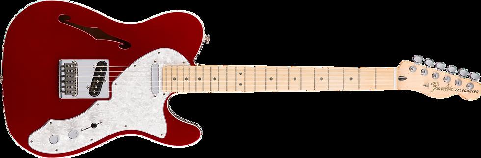 Fender Deluxe Telecaster® Thinline