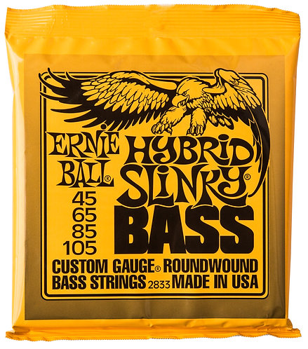 Ernie Ball Slinky Bass