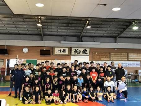 栃木県ジュニア合同練習