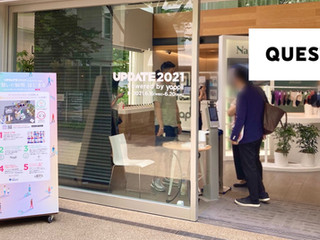 『IT企業がSTOREをオープン!?』ヤプリ初のPOPUP STORE 「UPDATE 2021」をレポート!
