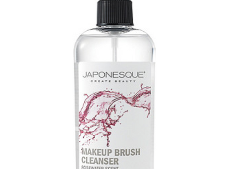 This Week's Beauty Must Have: Japonesque Makeup Brush Cleanser Rosewater Scent