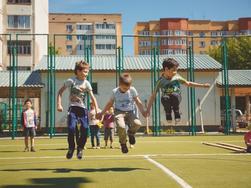 Дворовые клубы столицы будут работать в новом формате Открытие нового ДК «Жас Канат» 02.09.2018 году