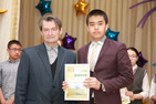 Republican Scientific competition for schoolchildren astonomii and space physics named Tukena Omarov