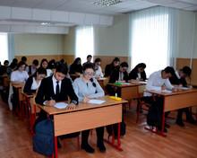 В Казахстане состоялся общереспубликанский диктант