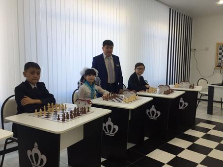 Облыстың 200 мектебінде шахмат үйірмелері ашылды