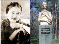 105 лет со дня рождения Куляш (Гулбаһрам) Байсеитовой (2.05.1912-6.06.1957), казахской певицы, общес