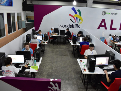WorldSkills Almaty 2019