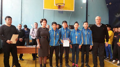 Republic of Kazakhstan Cup on artificial relief on tourist all-round (3rd stage)