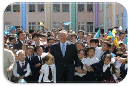 «Жас Ұлан» - система для формирования и развития «Казахстанцев будущего»