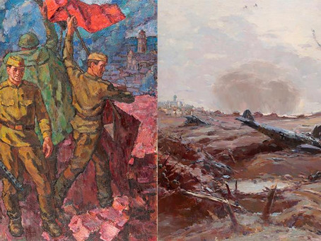 Алматыда Жеңістің 76 жылдығына арналған виртуалды көрме ашылды