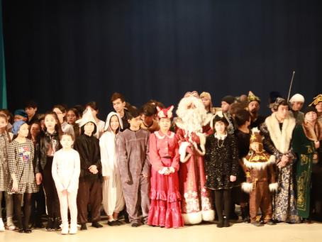 «Театрдың ғажайып әлемі» ІІ қалалық балалар театры өнері  фестиваль – байқауы