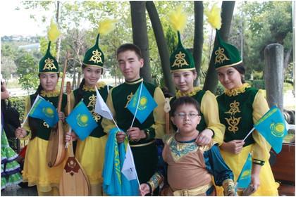 Об участии детей в ХV Международном фестивале евразийской культуры и фольклора в городе Стамбул (Тур