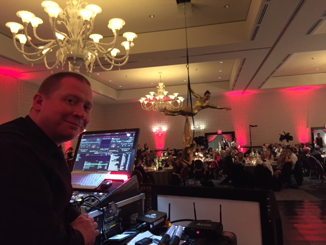 We make your Ballroom POP!