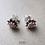 Thumbnail: Stella - Art Deco Stud Earrings