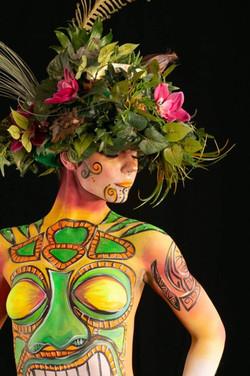 Body Art: Keegan Rosella