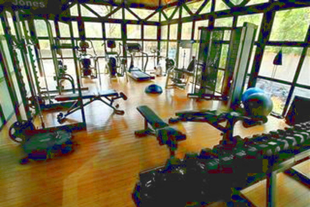 langosta_beach_club_gym