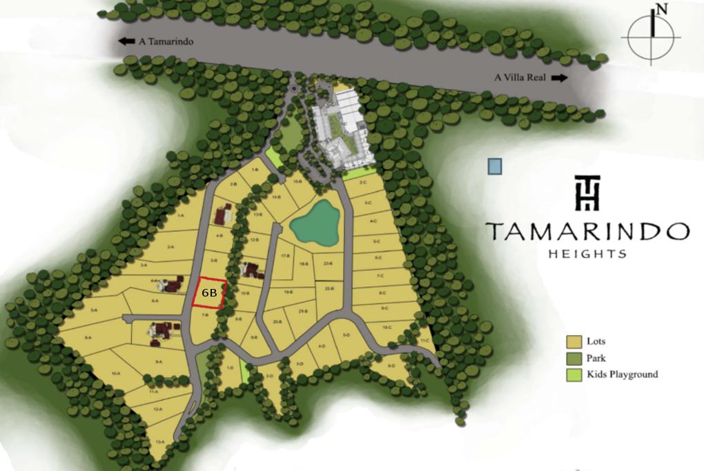 tamarindo_heights_lot_6B