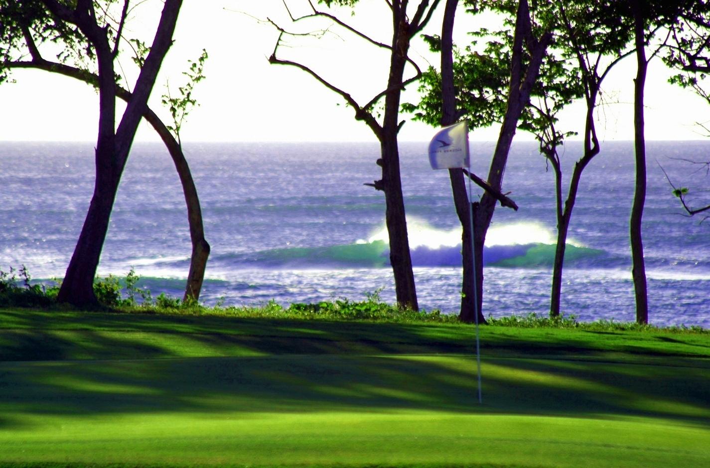 Costa Rica Ocean Front Golf