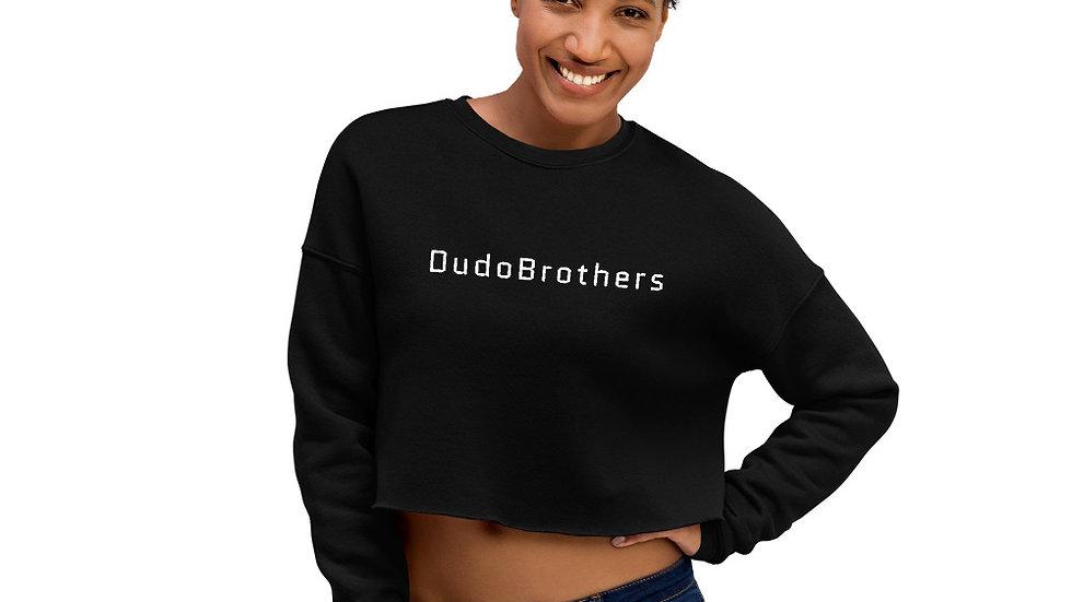 DudoBrothers Crop Sweatshirt