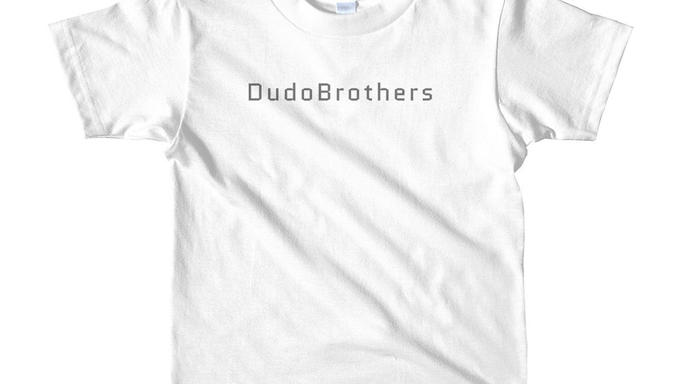 DudoBrothers kids t-shirt 2y-6y