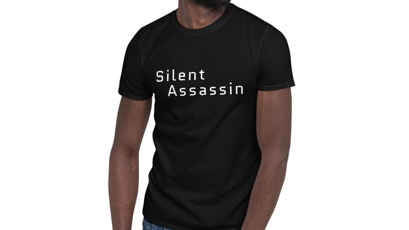 The Silent Assassin T-Shirt