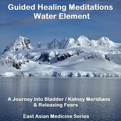 Guided Healing Meditations Water