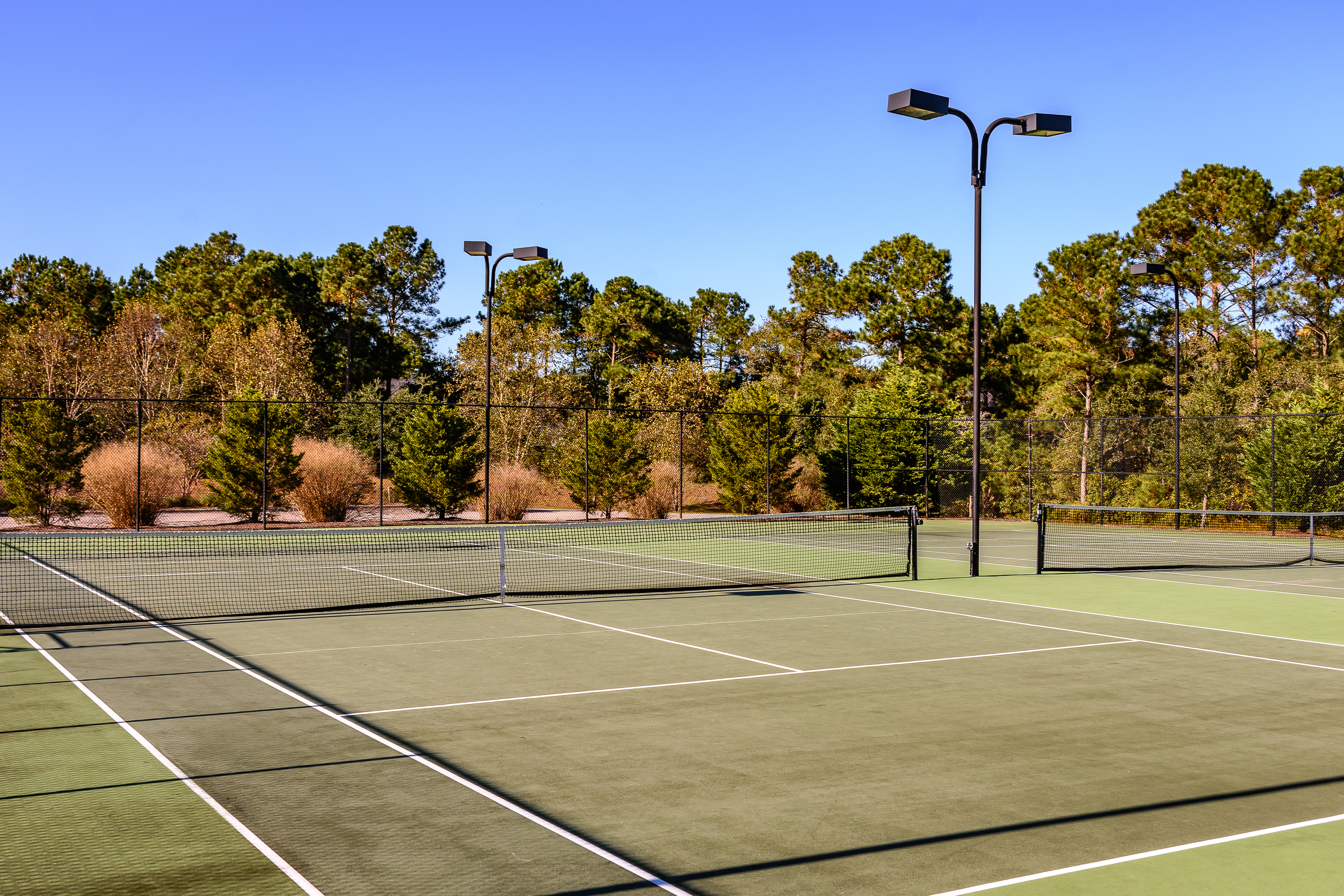 Mimosa Bay Tennis Courts