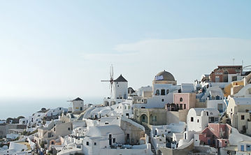Греция Город