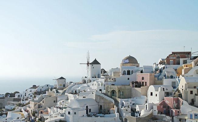 Atenas, Kalambaka, Meteora, Santorini