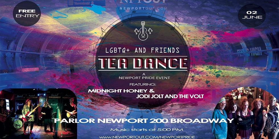 Newport Pride Tea Dance
