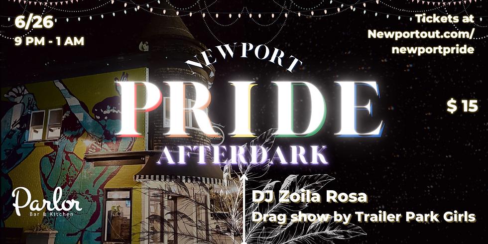 Newport Pride Afterdark