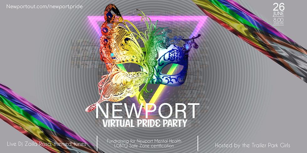 Newport Pride Virtual Party