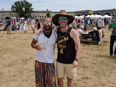 LGBTQ at Newport's Music Festivals