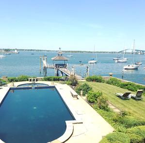 Sincerely Artful: a Stay at Ann's Sanford Covell Villa Marina in Newport RI