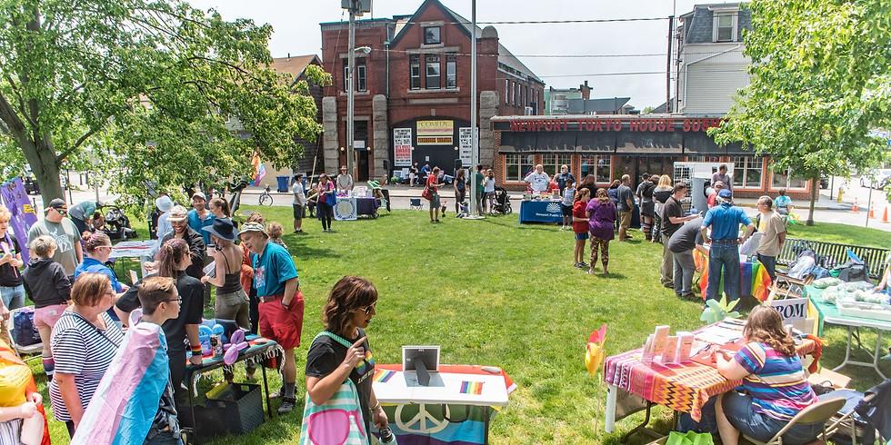 Equality Park - Pride Market & Festival