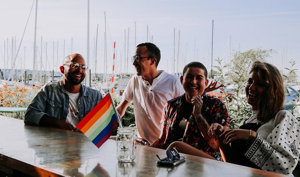 LGBTQ+ Folks