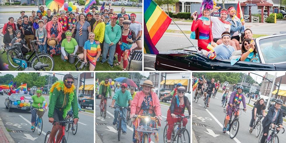 Newport Pride Bike Ride