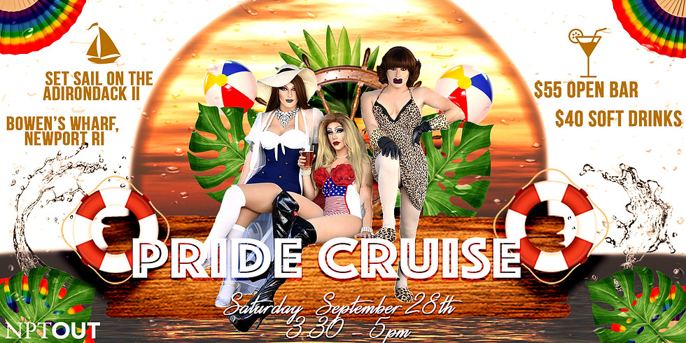 [ SOLD OUT] Pride Cruise