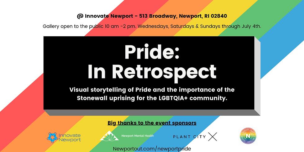 Pride: In Retrospect