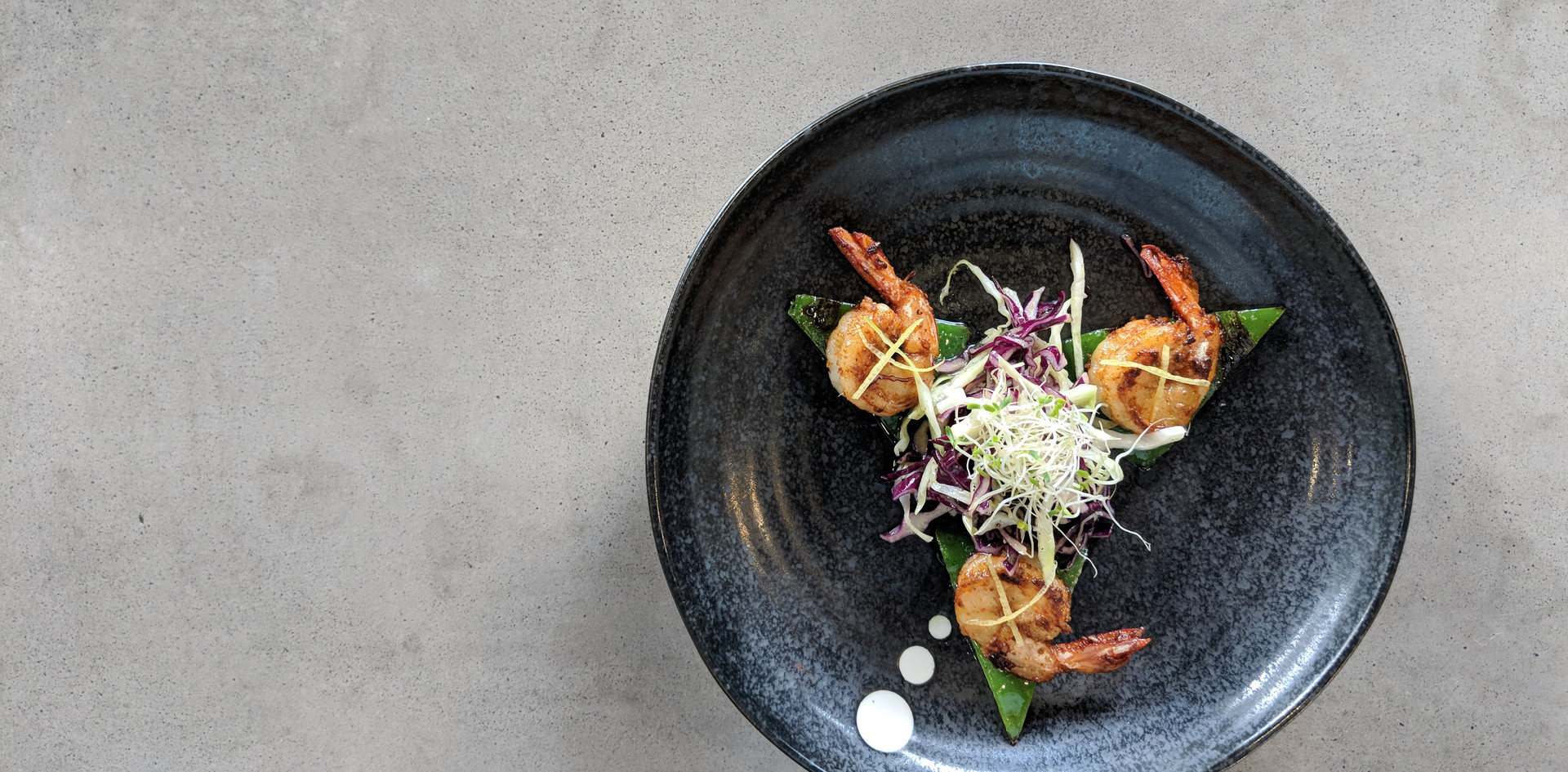 Prawn Dish (try out)