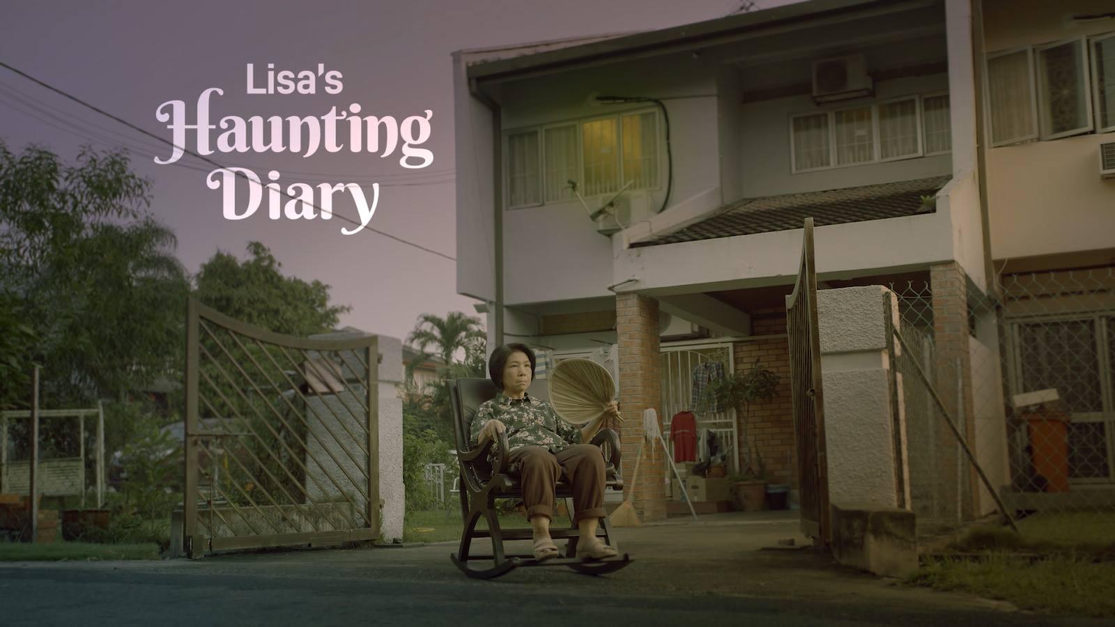 """Lisa's Haunting Diary: """"My Spooky Granny"""""""