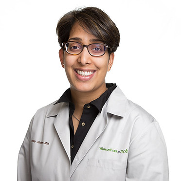 Ashley Abraham, M.D.